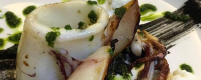 calamar donde comer sevilla